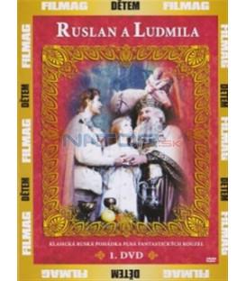 Ruslan a Ludmila - 1. DVD (Руслан и Людмила / Ruslan i Lyudmila)