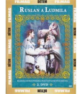 Ruslan a Ludmila - 2. DVD (Руслан и Людмила / Ruslan i Lyudmila)