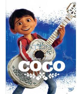 Coco (Coco) - Edice Pixar New Line DVD