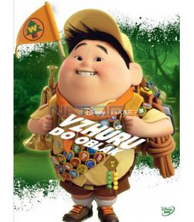 Vzhůru do oblak / Hore (Up) Edice Pixar New Line DVD