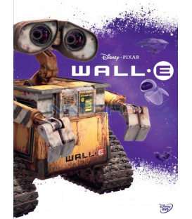 Vall-I (Wall-E)  Edice Pixar New Line DVD