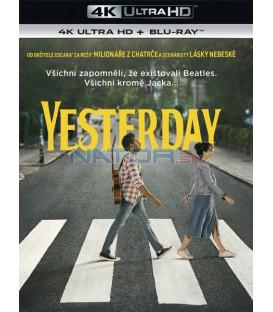 Yesterday 2019 (Yesterday) (4K Ultra HD) - UHD Blu-ray + Blu-ray
