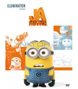 Já, padouch / Ja zloduch  - animovaný (Despicable Me ) Illumination edice DVD