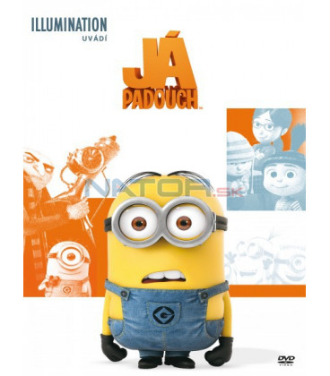 Já, padouch / Ja zloduch  - animovaný (Despicable Me ) DVD