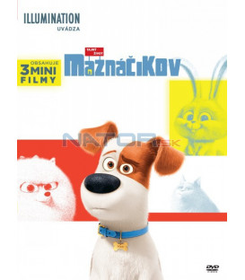 Tajný život maznáčikov  (The Secret Life of Pets) Illumination edice DVD