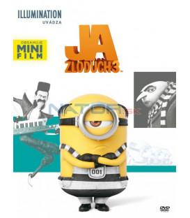 Ja, zloduch 3 / JÁ, PADOUCH 3 / (Despicable Me 3) Illumination edice DVD