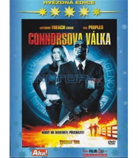 Connorsova válka (Connors´ War) DVD