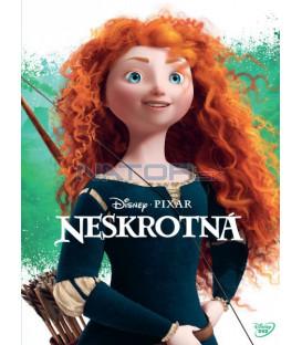 Rebelka / Neskrotná (Brave) Edice Pixar New Line DVD