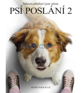 Psí poslání 2 - 2019 (A Dogs Purpose 2) DVD