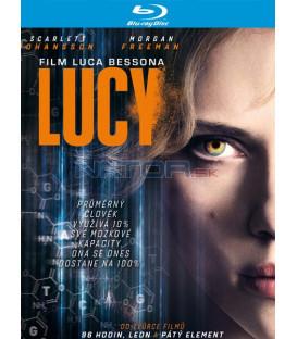 LUCY 2014 Blu-ray