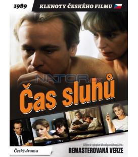 Čas sluhů 1989 (remasterovaná verze) DVD
