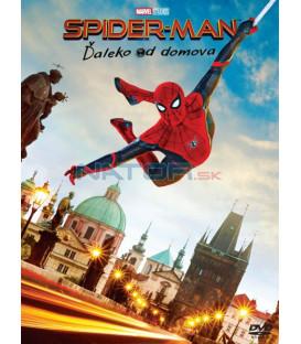 SPIDER-MAN: Daleko od domova 2019 (SPIDER-MAN: Far From Home) DVD