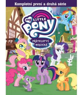 My Little Pony: Přátelství je magické (6DVD)