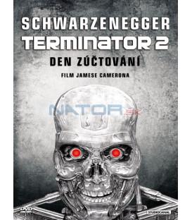 Terminator 2: Den zúčtování (Terminator 2: Judgment Day) DVD