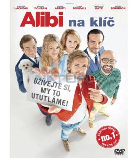 ALIBI NA KLÍČ 2017 (Alibi.com) DVD