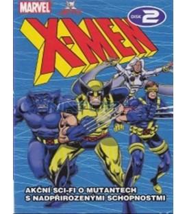 X-Men - disk 2 (X-Men) DVD