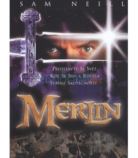 Merlin (Merlin) DVD