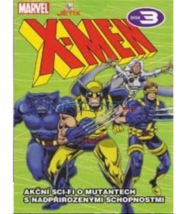 X-Men - disk 3 (X-Men) DVD