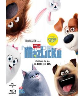 TAJNÝ ŽIVOT MAZLÍČKŮ (The Secret Life of Pets) DVD
