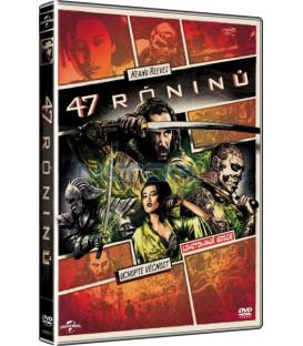 47 róninů DVD