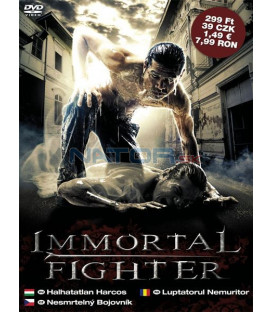 Immortal Fighter/Nesmrtelný bojovník (Opapatika) DVD