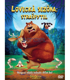 LOVECKÁ SEZÓNA 4: STRAŠPYTEL (Open Season: Scared Silly) DVD