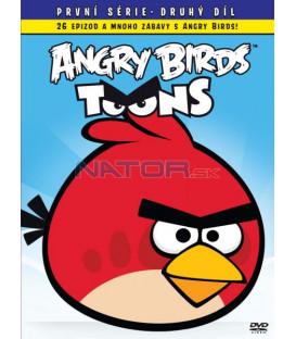 Angry Birds 2 DVD Big Face
