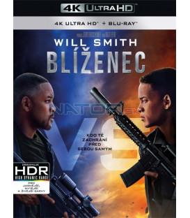 BLÍŽENEC 2019 (Gemini Man) (4K Ultra HD) - UHD Blu-ray + Blu-ray