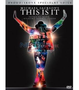 Michael Jacksons This Is It 2 DVD - Film