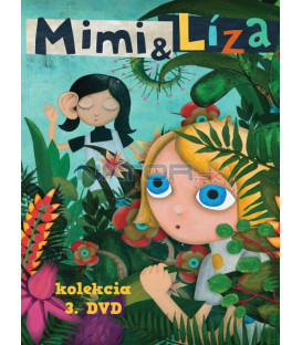 Mimi a Líza kolekcia 1.-3. 3DVD (SK)