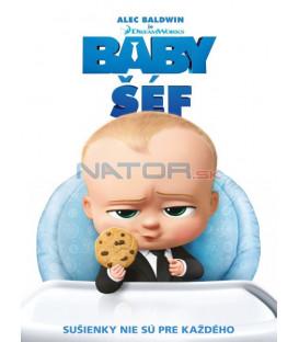 Baby šéf / Mimi šéf (The Boss Baby 2017) DVD