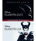 Vládkyňa zla: kolekcia 1.+2. 2DVD (SK)
