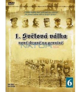 1. světová válka - 6. díl(WWI - The Great War - New Weapons - Land Forces)