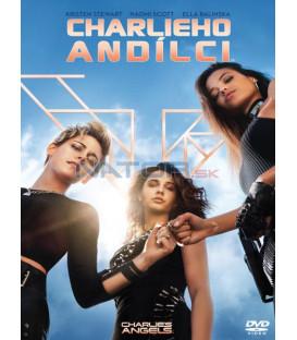 Charlieho andílci 2019 (Charlies Angels) DVD