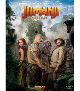 Jumanji: Další level 2019 (Jumanji: The Next Level) DVD (SK OBAL)