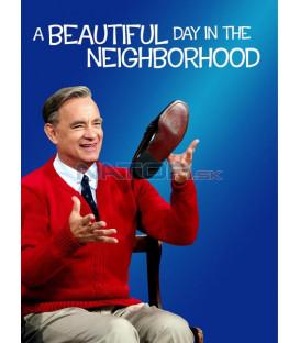Výjimeční přátelé 2019 (A Beautiful Day in the Neighborhood) DVD