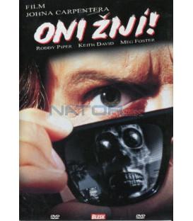 Oni žijí! 1988 (They Live) DVD