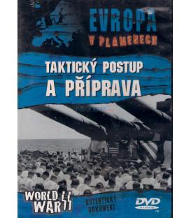 Taktický postup a příprava /Evropa v plamenech DVD