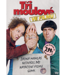 Tři moulové 2012 (The Three Stooges) DVD