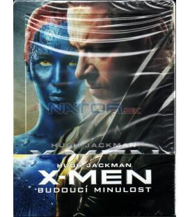 X-Men: Budoucí minulost (X-Men: Days of Future Past) 3D + 2D - Blu-ray steelbook