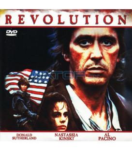 Revoluce 1985 (Revolution) DVD