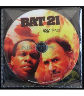 BAT 21 DVD (BALENIE V OBÁLKE Z FOLIE PRIEHĽADNÁ)