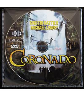 Coronado DVD (BALENIE V OBÁLKE Z FOLIE PRIEHĽADNÁ)