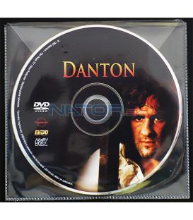 Danton (Danton) DVD BALENIE V OBÁLKE Z FOLIE PRIEHĽADNÁ)