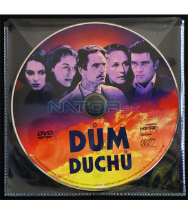 Dům duchů (The House of the Spirits) DVD BALENIE V OBÁLKE Z FOLIE PRIEHĽADNÁ)