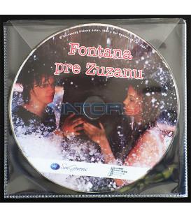 Fontána pre Zuzanu DVD BALENIE V OBÁLKE Z FOLIE PRIEHĽADNÁ)