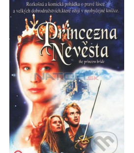 Princezná Nevesta (The Princess Bride) DVD