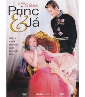 Princ a Ja (The Prince and Me) DVD
