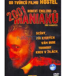 2001 maniaků (2001 Maniacs) DVD