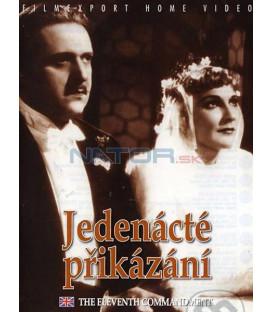 Jedenácté přikázání DVD